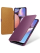 TETDED Premium Leather Case for Samsung Galaxy A10s SM-A107F A107F/DS -- Dijon III (LC: Purple)